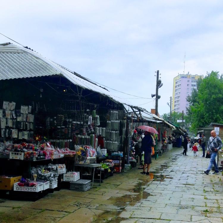 Praga market