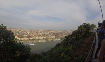 Budapest' views